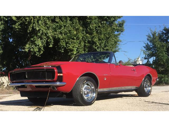 1967 Chevrolet Camaro | 913490