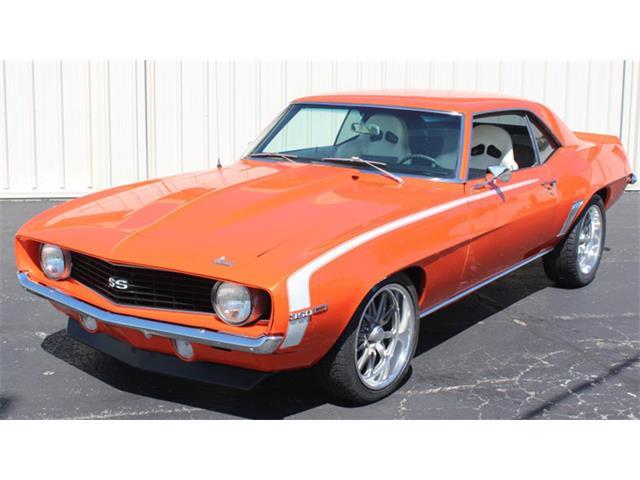 1969 Chevrolet Camaro | 913494