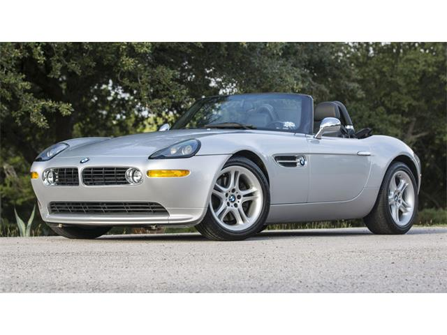 2002 BMW Z8 | 913507