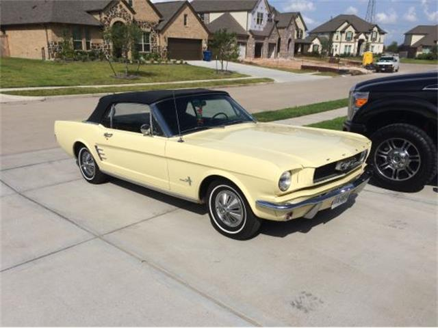 1966 Ford Mustang | 913515
