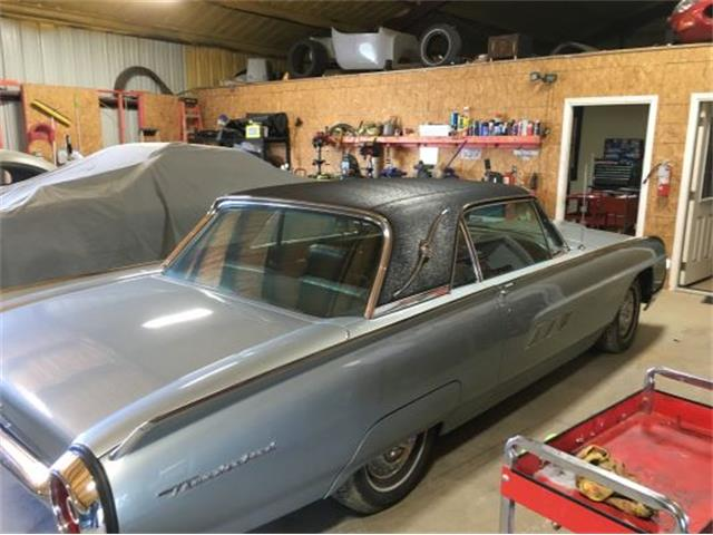 1963 Ford Thunderbird Landau Two Door Hardtop | 913516