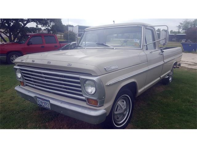 1967 Ford F100 | 913519
