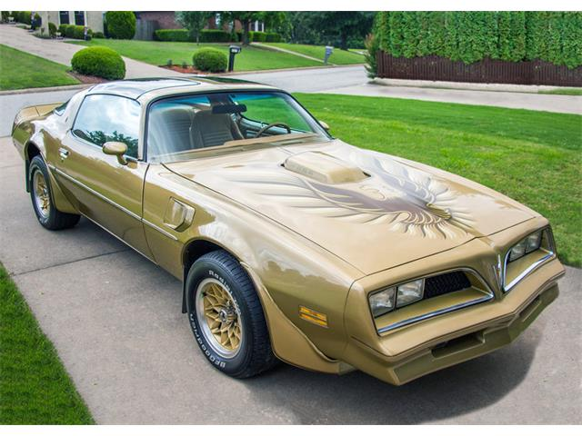 1978 Pontiac Firebird Trans Am | 913520