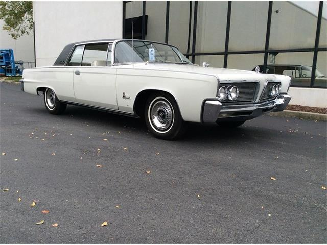 1964 Chrysler Imperial Crown CPE | 913529