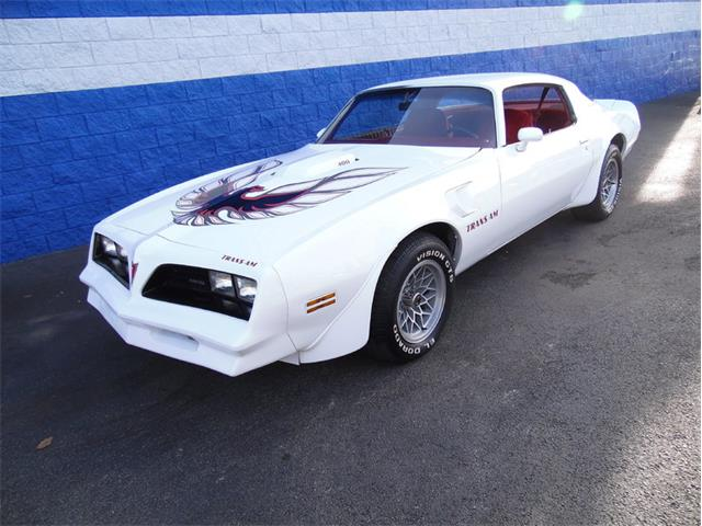 1977 Pontiac Firebird Trans Am | 913531