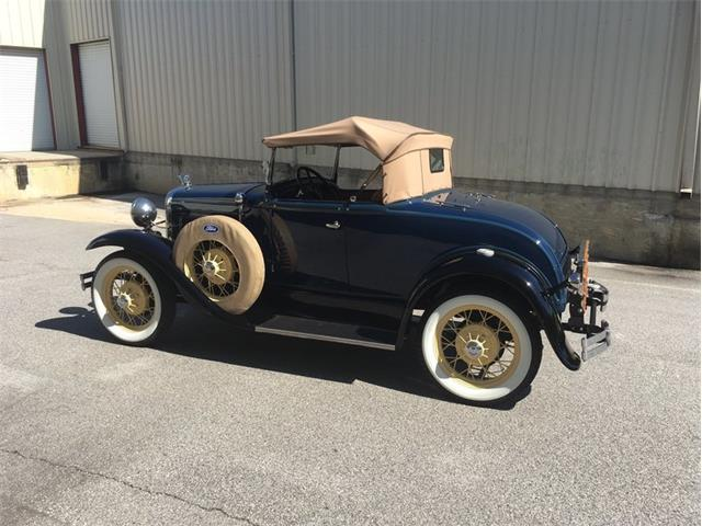 1930 Ford Model A Roadster Deluxe | 913557