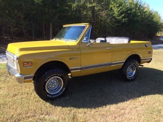 1971 Chevrolet Blazer | 913565