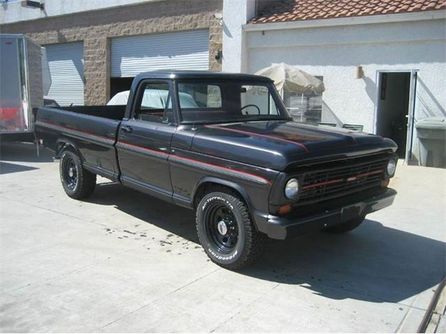 1969 Ford F250 | 910357