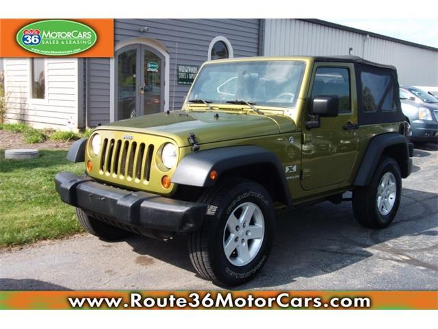 2008 Jeep Wrangler | 913571