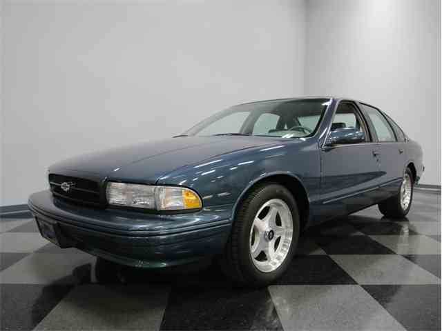 1996 Chevrolet Impala SS | 913576