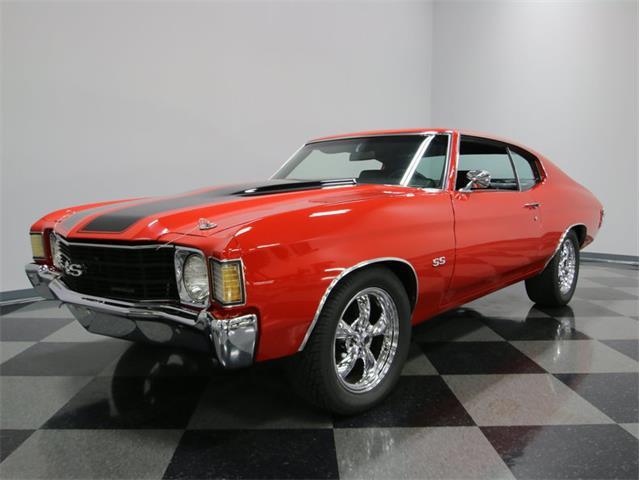 1972 Chevrolet Chevelle | 913578