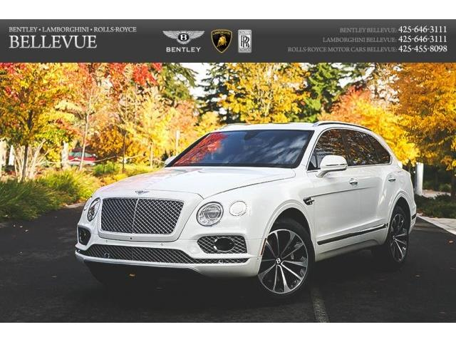 2017 Bentley Bentayga | 913586