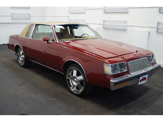 1987 Buick Regal | 913590