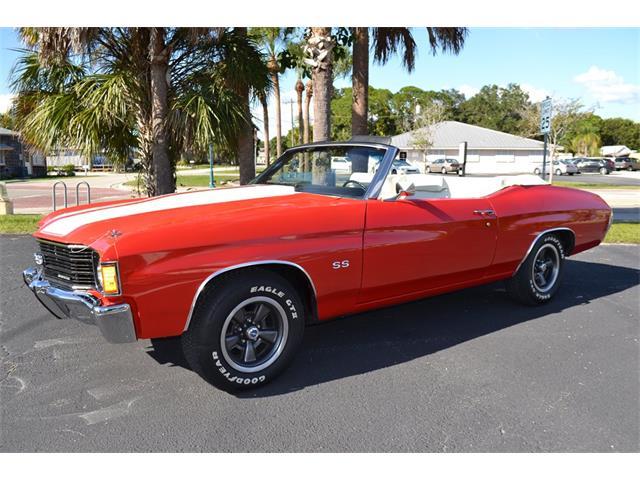 1972 Chevrolet Chevelle | 913591