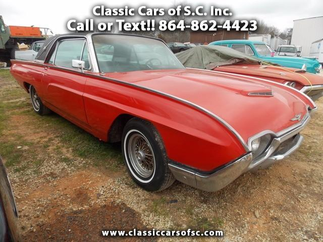 1963 Ford Thunderbird | 913607