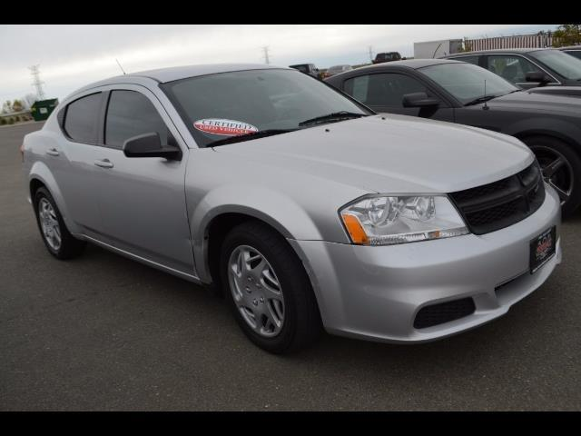 2011 Dodge AvengerExpress | 913618