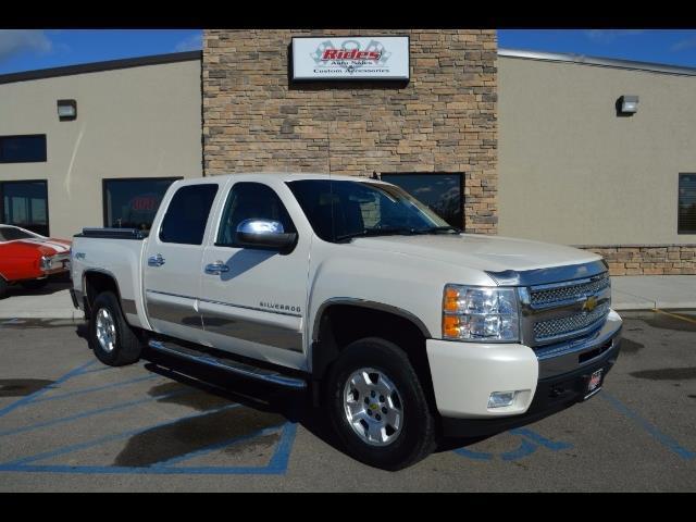 2011 Chevrolet Silverado | 913619