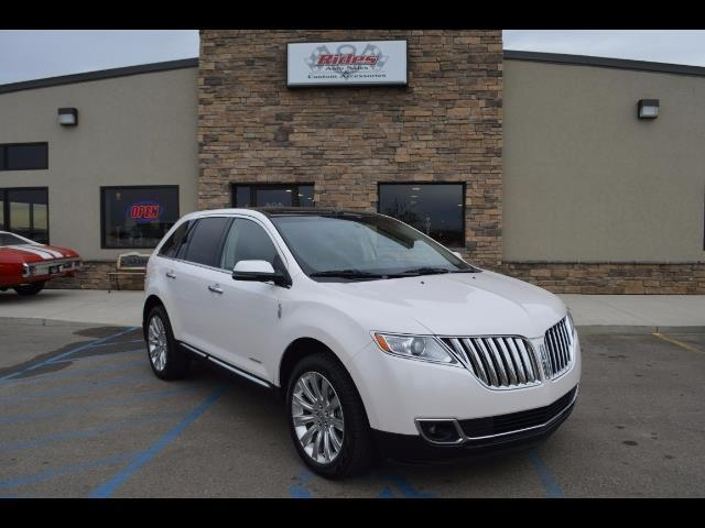 2013 Lincoln MKX | 913624
