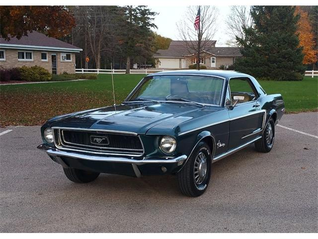 1968 Ford Mustang | 913625