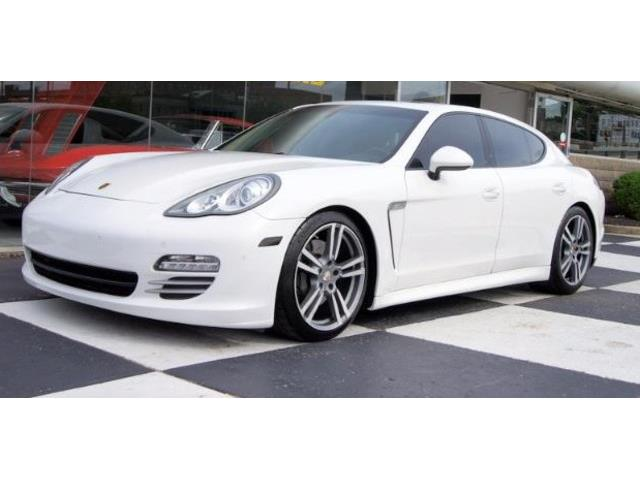 2012 Porsche Panamera | 913627
