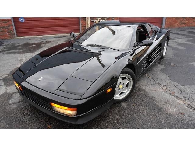 1991 Ferrari Testarossa | 913628