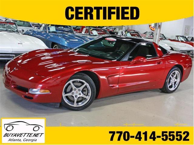 2004 Chevrolet Corvette | 913634