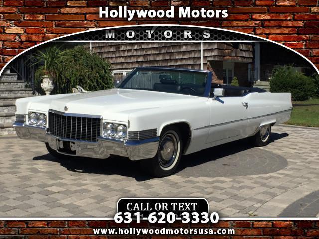 1970 Cadillac DeVille   913637