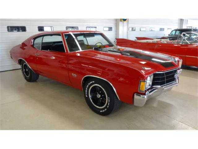 1972 Chevrolet Chevelle | 913640