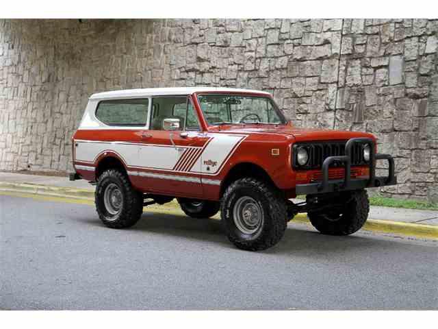 1977 International Harvester Scout II | 913646