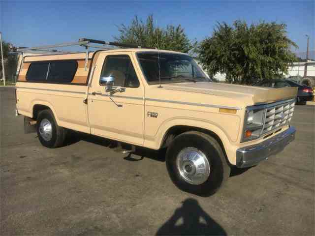 1983 Ford Pickup | 913649