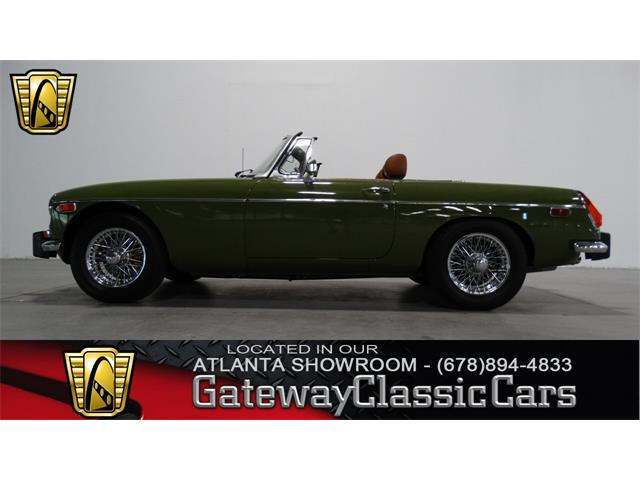 1974 MG MGB | 913651