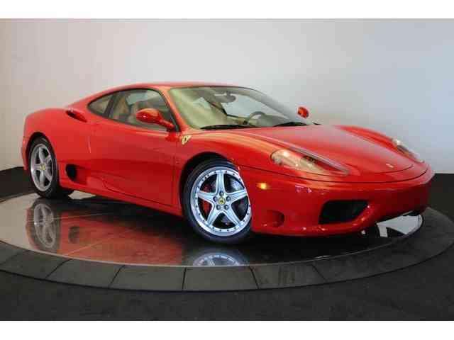 2004 Ferrari 360 | 913652