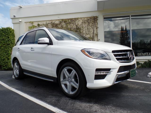 2014 Mercedes ML550 4-Matic | 913663