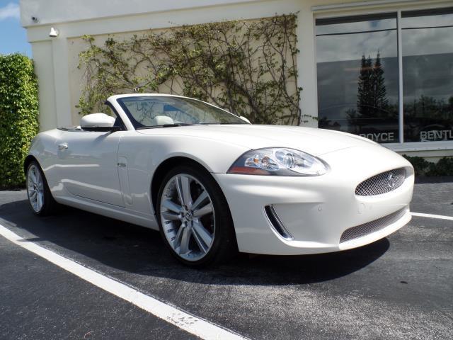 2010 Jaguar XK Portfolio Convertible | 913668