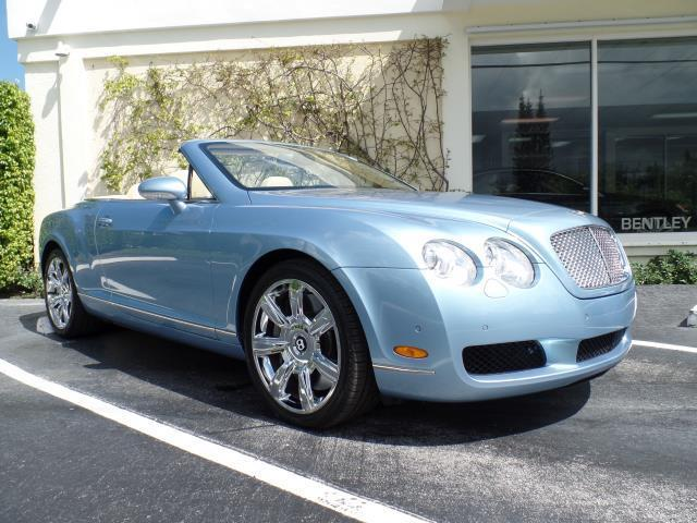 2007 Bentley Continental GTC | 913669