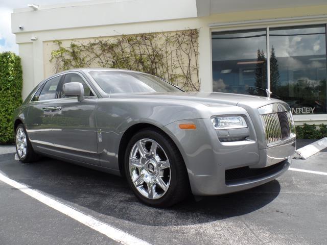 2010 Rolls-Royce Silver Ghost | 913670