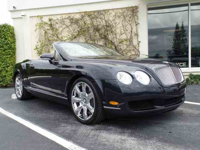 2007 Bentley Continental GTC | 913671