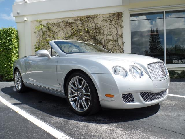 2010 Bentley Continental GTC Series 51 | 913672