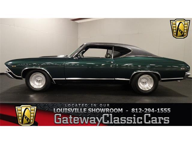 1969 Chevrolet Chevelle | 913680