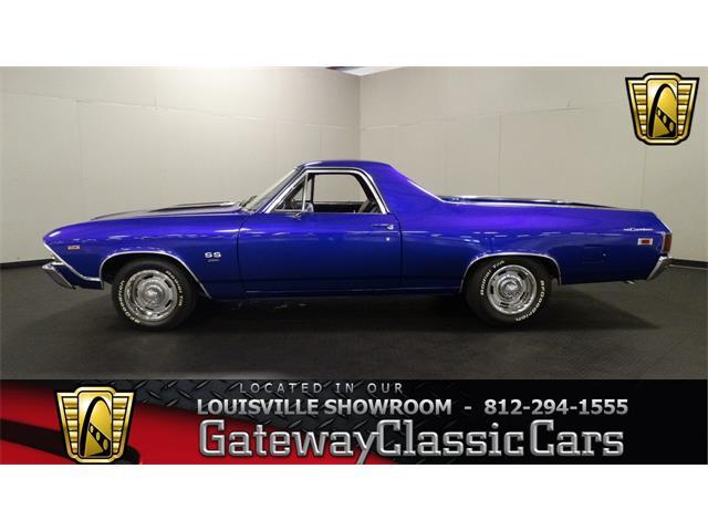 1969 Chevrolet El Camino | 913684