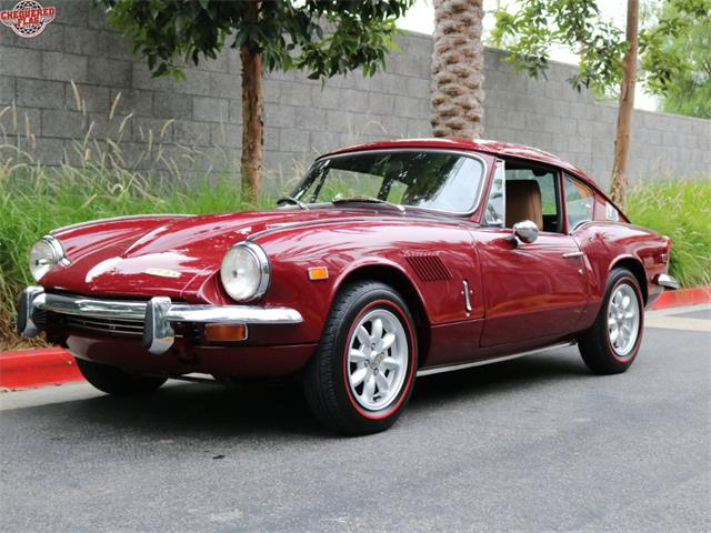 1969 Triumph GT6 Plus | 913685