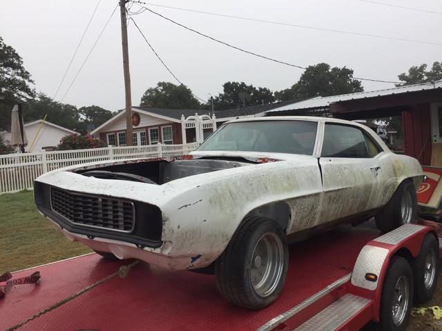 1969 Chevrolet Camaro | 913688