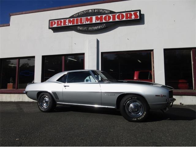 1969 Chevrolet Camaro | 913690