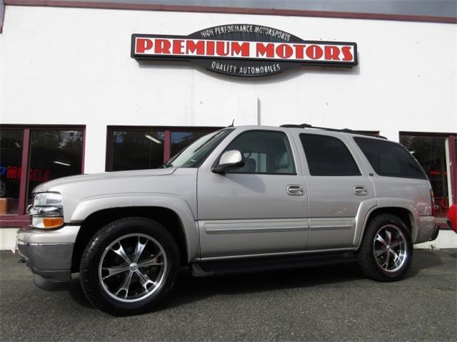 2005 Chevrolet Tahoe | 913691