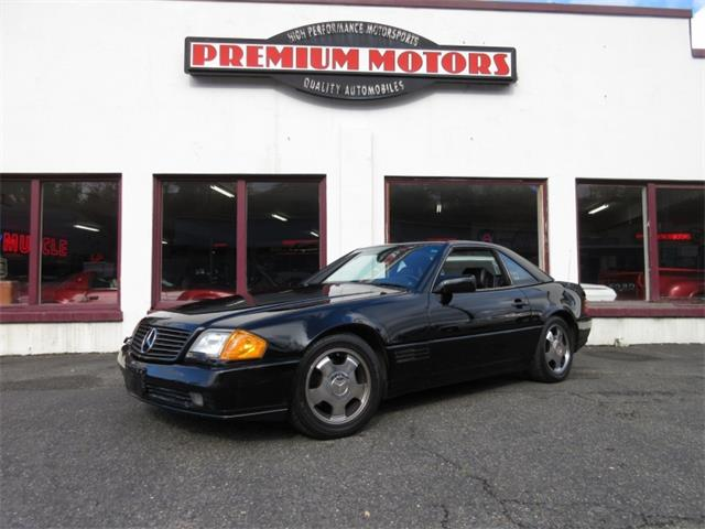 1990 Mercedes-Benz 300SL | 913692