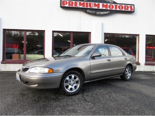 1999 Mazda 626 | 913693