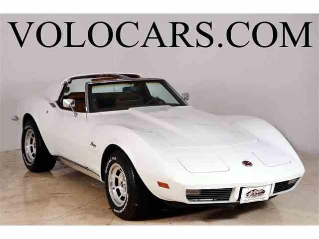 1973 Chevrolet Corvette   913696