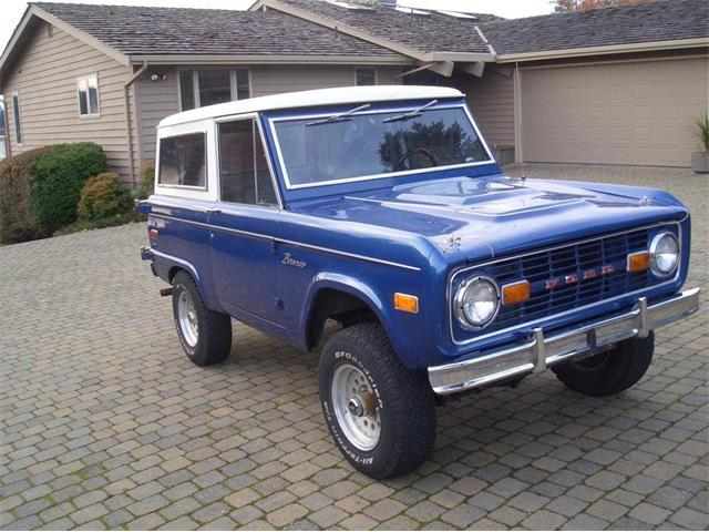 1974 Ford Bronco | 913699