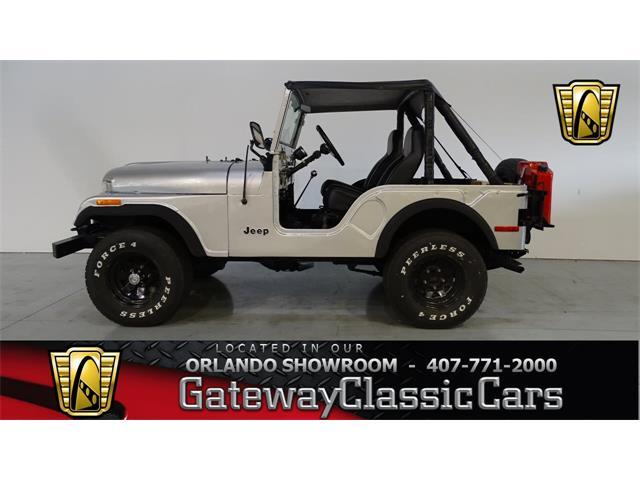 1975 Jeep CJ5 | 913702