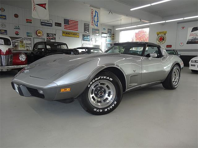 1978 CHEVROLET CORVETTE T-TOPS, AUTOMATIC | 913703